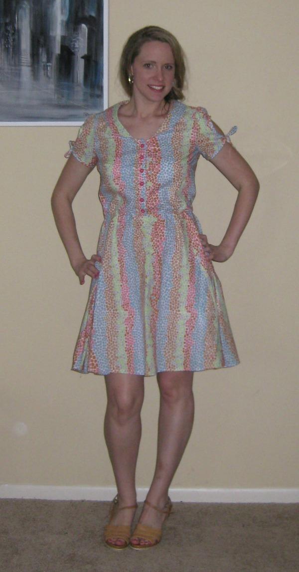 Sew Liberated 118 Clara Dress