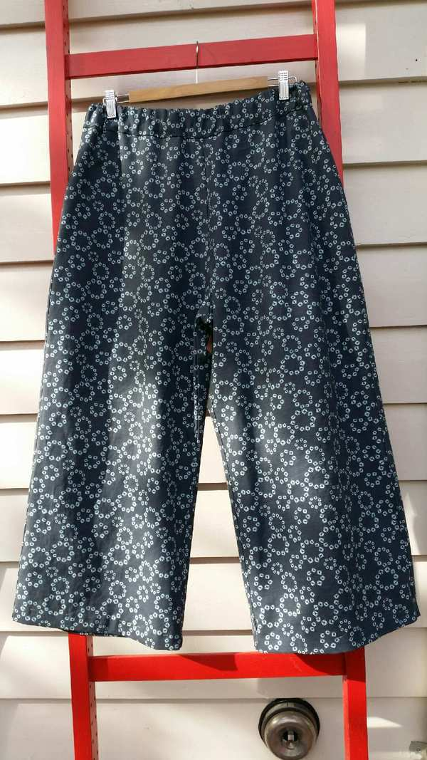 Japanese Pattern Books Simple Modern Sewing Crop Pant