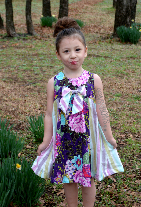 Review Kinderkleding.New Look Toddler Dress 6115 Pattern Review By Mayendesigns