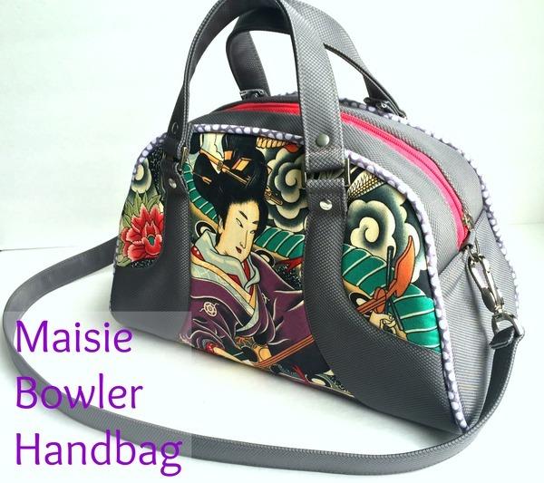 Member Reviews For Swoon Patterns Maisie Bowler Handbag