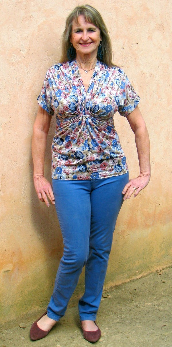 Simplicity 2181 Misses Knit Tops