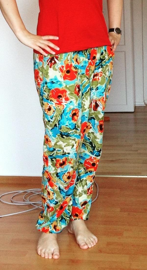 Pattern Emporium Ladies Harem Pants