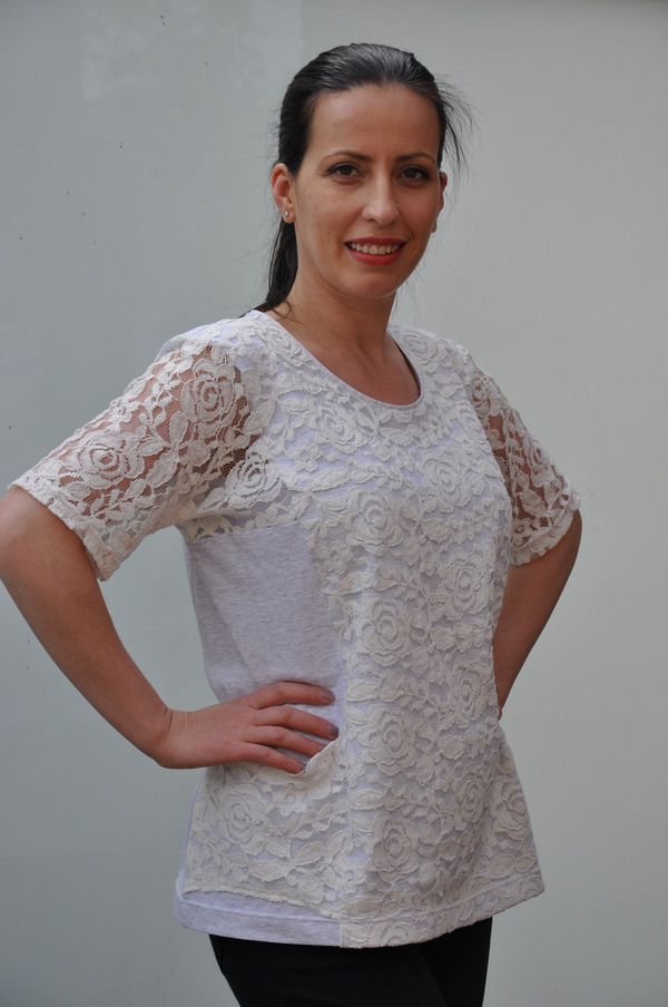 Stylearc Ada Knit Top Pattern Review By Calcedonia