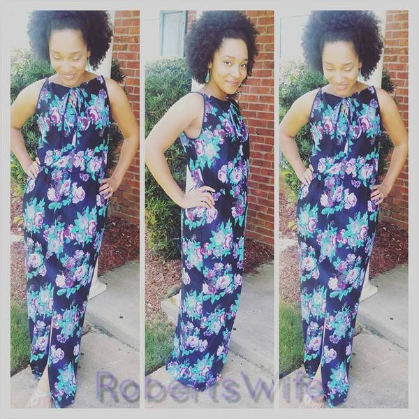 Simplicity Fabric Sewing Pattern 1355 Maxi Dress /& Long or Short Jumpsuit.
