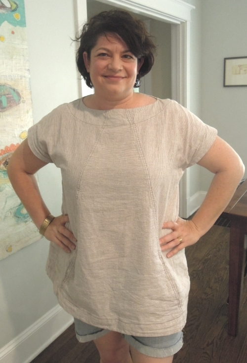 Style Arc Ladies Sewing Pattern Ethel Top
