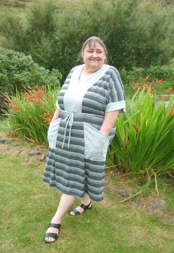 Tea House Dress Pattern Review House And Television Bqbrasserie