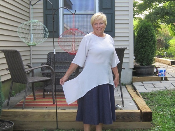 Contest Sewing Bee Round 2 (2016) pattern review by ritagamela