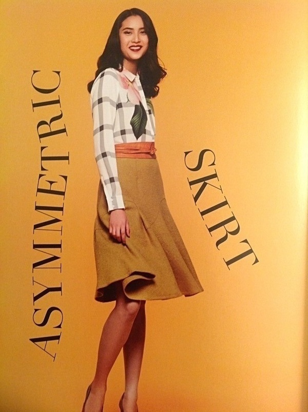 Other Asymmetrical Skirt Great British Sewing Bee Pattern Review By