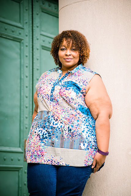 Simplicity Simplicity Pattern 8140 Plus Size Shirt With Length And