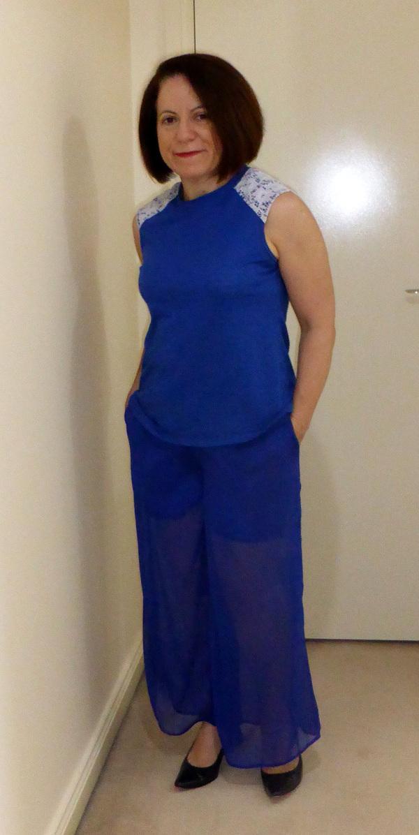 e93b2c4d00d Member Reviews for Simple Sew Palazzo pants SR02