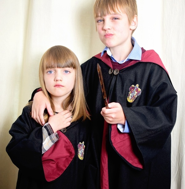 Sewing Pattern Pixie Harry Potter Robe