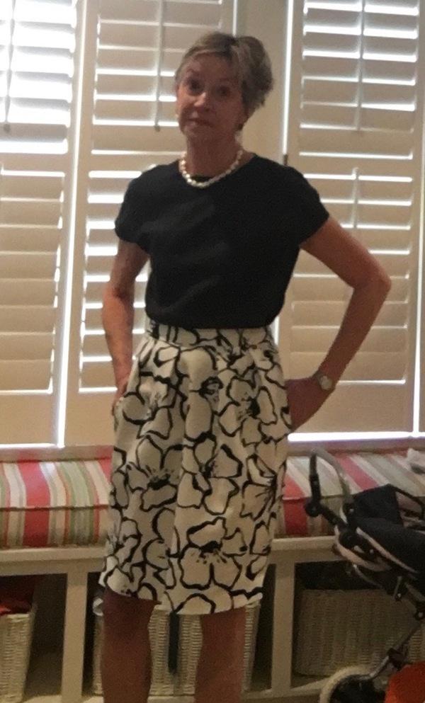 Sew Over It Tulip Skirt