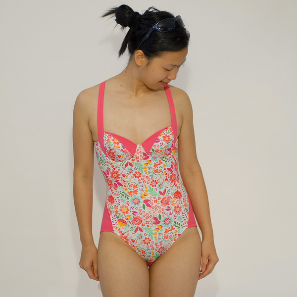 Other Swimsuit by Merckwaerdigh BAD3 pattern review by CozyCotton
