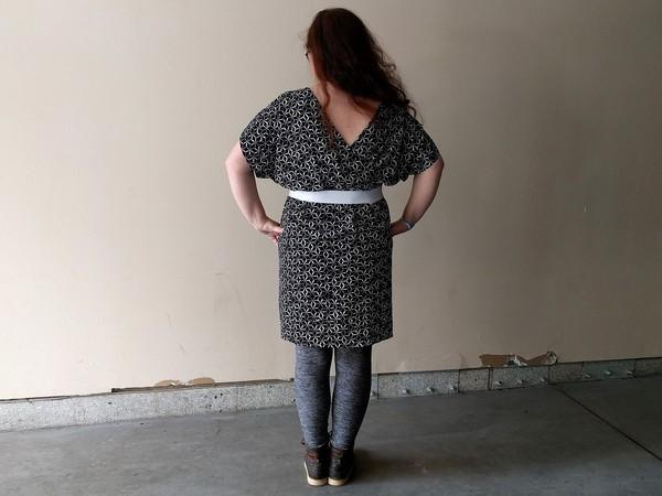 Sew House Seven 103 The Bridgetown Backless Dress & Tunic ...