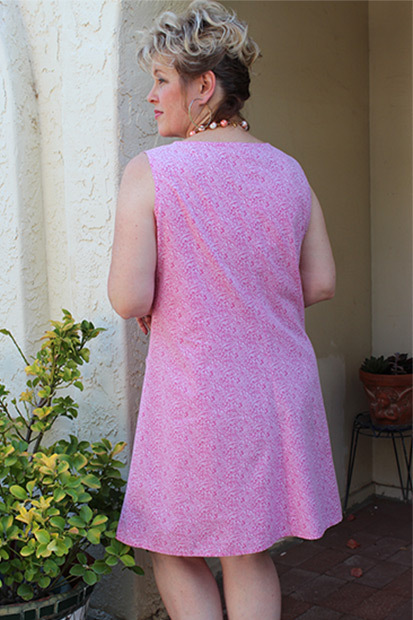 7d0d5142fe New Look Misses  Easy Dresses 6340 pattern review by deedleandthread