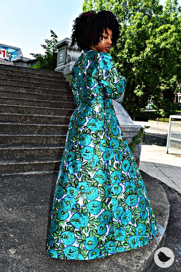 Since I Love The Kimono Style Dresses I Ve Seen On: Vogue Patterns MISSES' DEEP-V KIMONO-STYLE DRESSES WITH