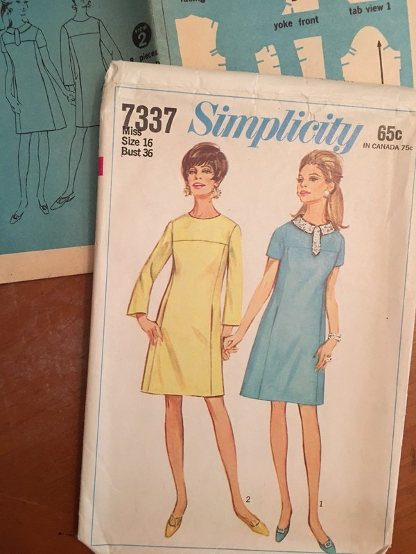 Simplicity 7337 pattern review by vivmom63
