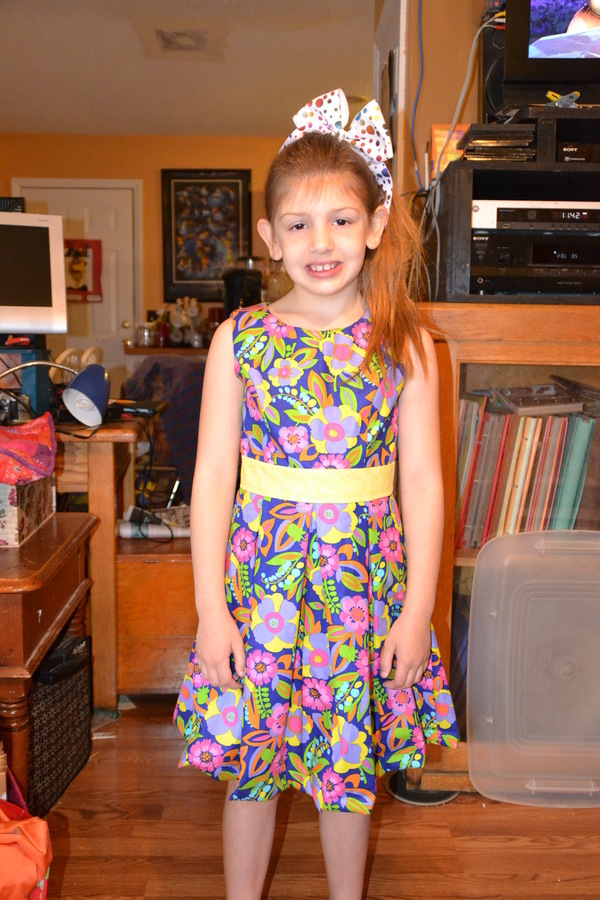 c7bb5c64a26 Member Reviews for Simplicity Girls  Girls  Plus Dress with Back Variations  1382