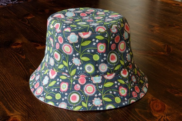 oliver s reversible bucket hat pattern review by kindofpicky