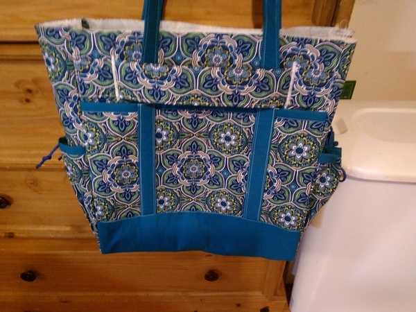 d676c09c93ac Creative Thimble Professional Tote pattern review by Mtnangel
