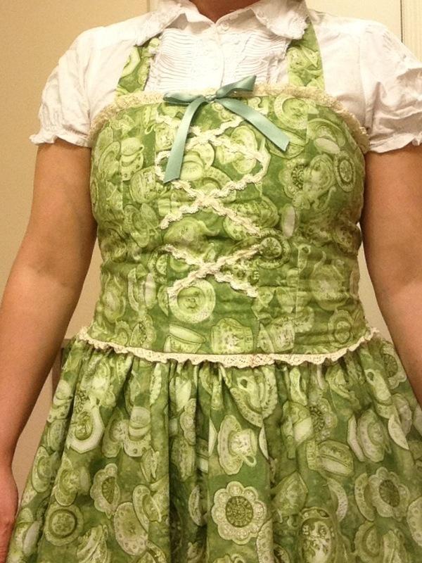 Simplicity 8444 Misses\' Lolita Costume
