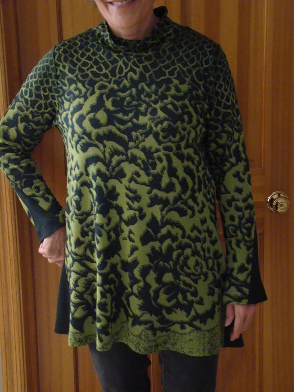 StyleArc Mavis Knit Tunic