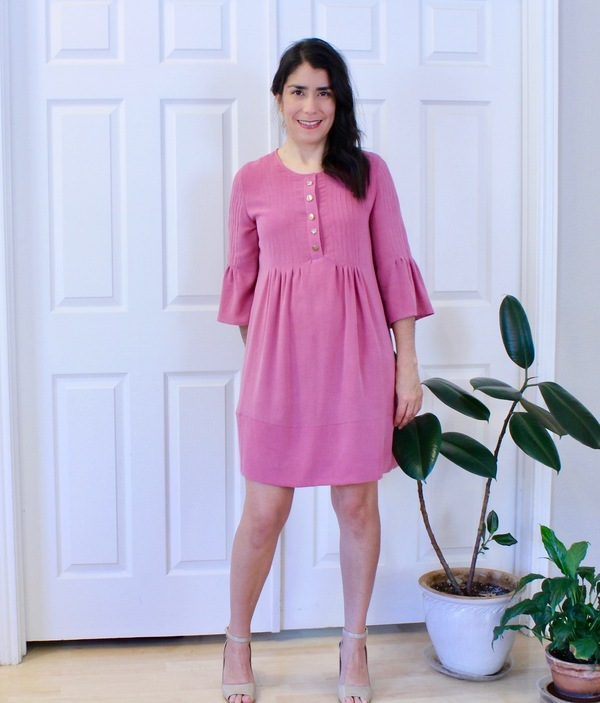 Cynthia Rowley Sewing Patterns: Simplicity 8414 Misses' Dress By Cynthia Rowley