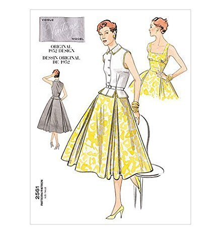 Vogue Patterns 40 Vintage Vogue Classy Vintage Vogue Patterns