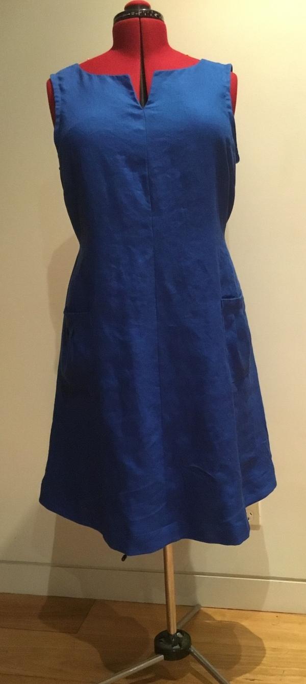 e97d4072b2 Member Reviews for New Look Misses  Easy Dresses 6340