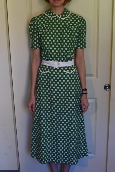 S8248 Sewing Pattern Simplicity Pattern 8248 Misses/' Vintage 1930 Dresses