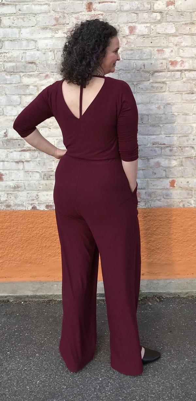 6be75c7b2d0 Member Reviews for Closet Case Patterns Sallie Jumpsuit and Maxi Dress Sallie  Jumpsuit and Dress