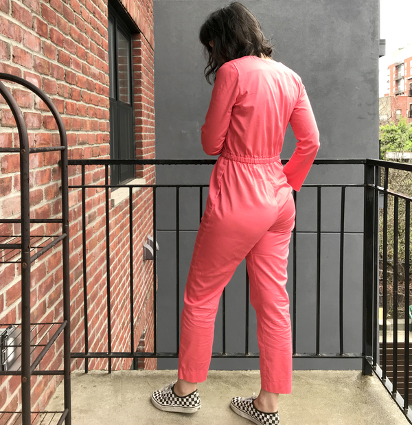 76ad4ba6203 McCall s Misses  Miss Petite Jumpsuits and Belt 7292 pattern review ...