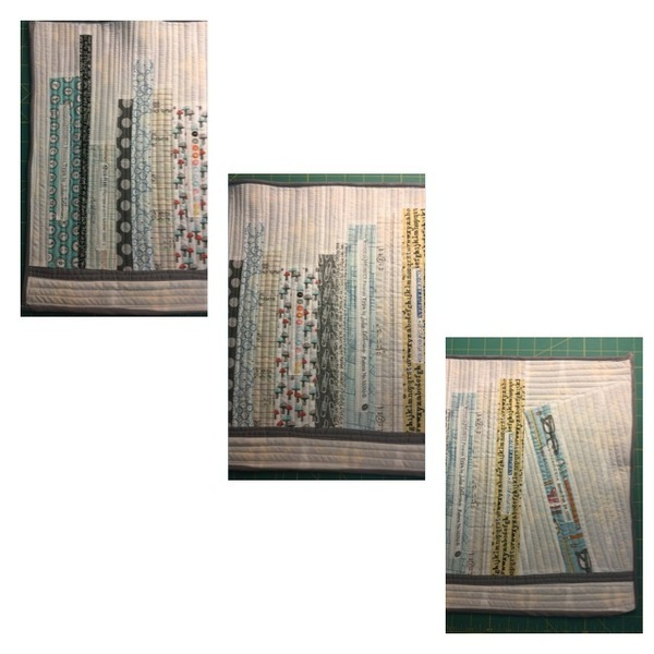 Other Mini Bookshelf Quilt Blog Pattern Review By Eg1976