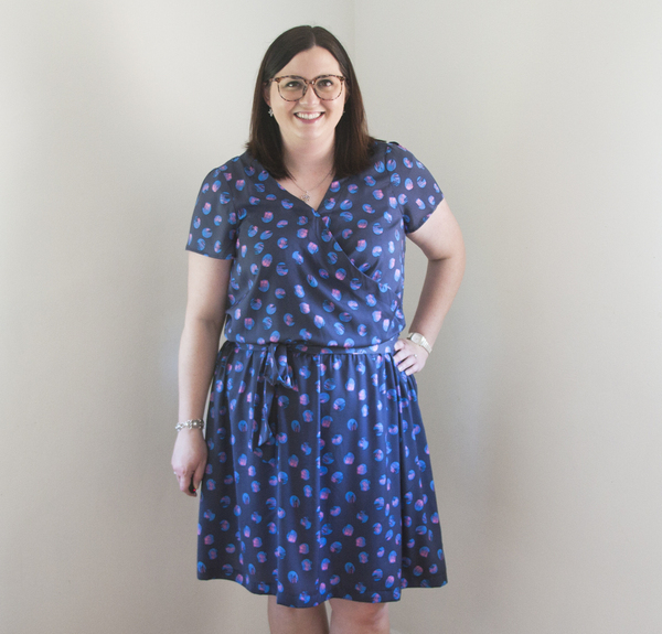 2dee07c407 Sewaholic Patterns - 1403 Yaletown Dress ...