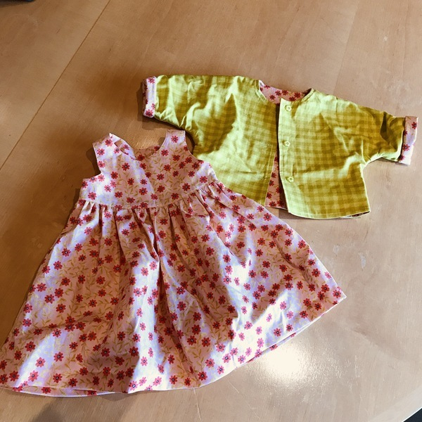 Member Reviews for New Look Pattern 6568 Babies' Dress, Romper and Jacket