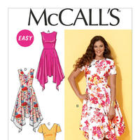 Vogue Patterns 1987 OOP Pattern (Sundresses) 9862 pattern review by
