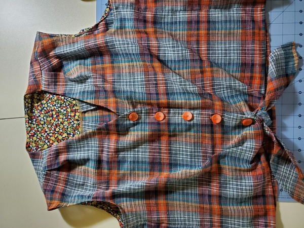 McCall/'s 7976 sewing pattern pour rendre facile ample Tops avec empiècement dos