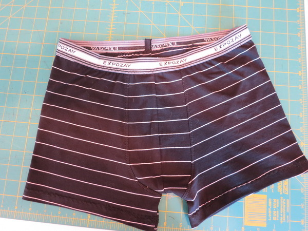Jalie Underwear for Men, Women and Children 3242 pattern review by Skye
