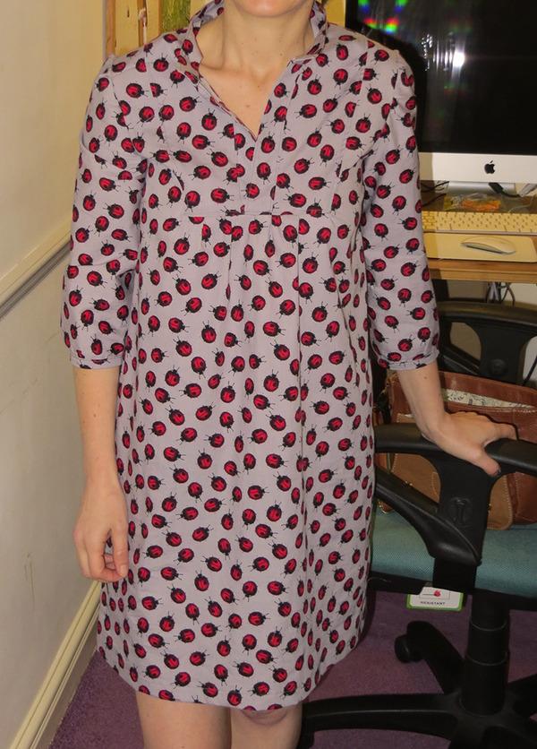Wiksten Tova Top And Dress Wiksten Tova Top Pattern Review By Anjou
