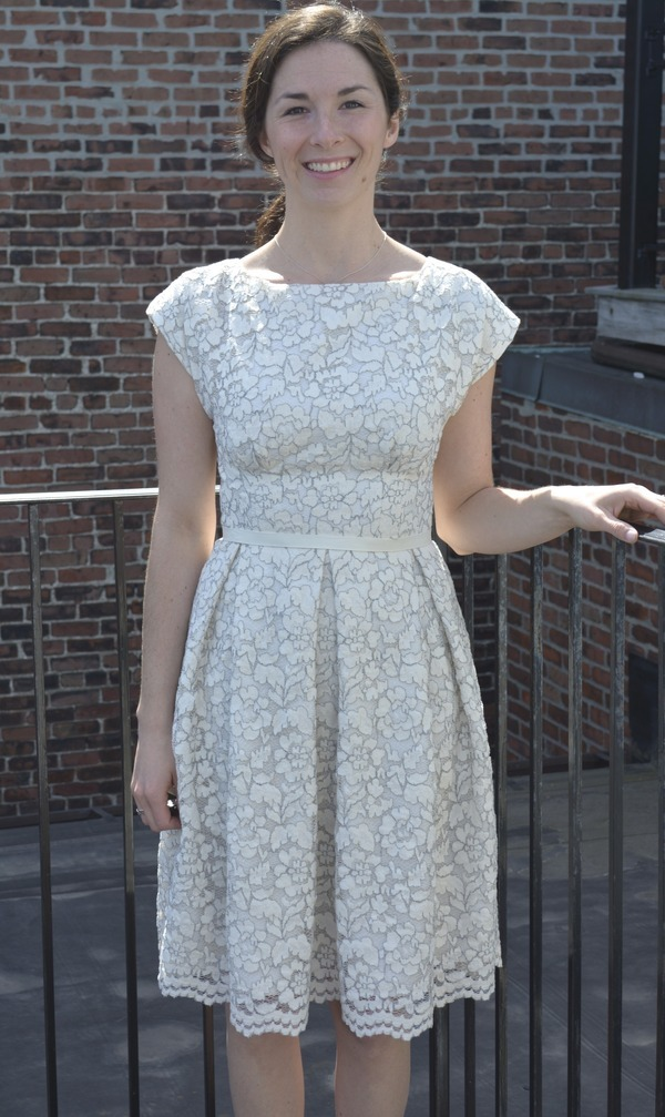 By Hand London Anna Dress pattern review by carrie18584