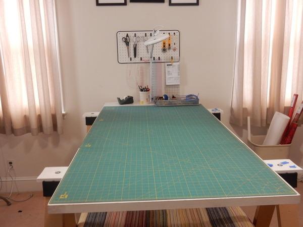 DIY Custom Cutting Table ...